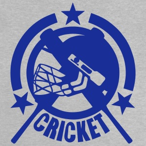 cricket logo casque batte 1303155 Tee shirts - T-shirt Bébé