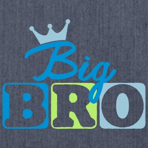 Big Bro Langarmshirts - Schultertasche aus Recycling-Material