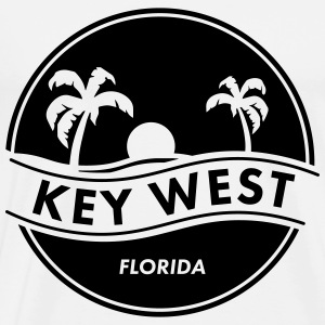 key west Pullover & Hoodies - Männer Premium T-Shirt