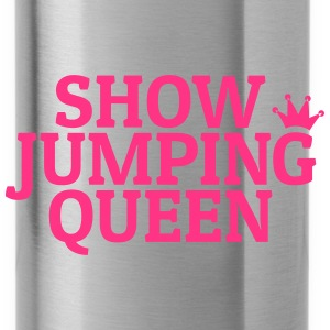 Show jumping queen Bags & Backpacks - Water Bottle