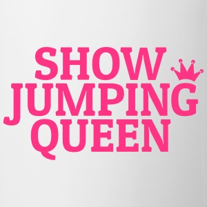 Show jumping queen Bags & Backpacks - Mug