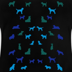 Balanced dogs Shirts - Baby T-shirt