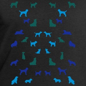 Balanced dogs Long Sleeve Shirts - Men's Sweatshirt by Stanley & Stella