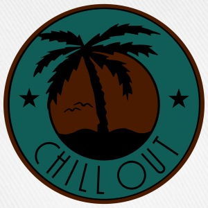 chill out_vec_3 en T-Shirts - Baseball Cap