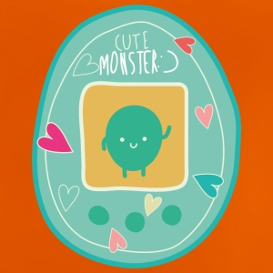 Cute Monster T-Shirts - Baby T-Shirt