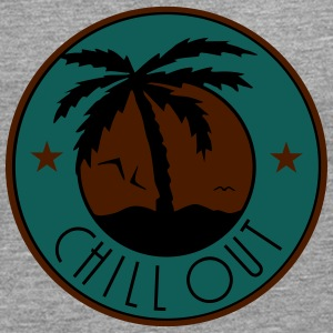 chill out kite_vec_3 de T-Shirts - Männer Premium Langarmshirt