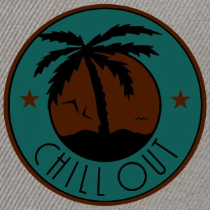 chill out kite_vec_3 fr Tee shirts - Casquette snapback