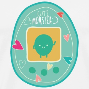 Cute Monster Tops - Männer Premium T-Shirt