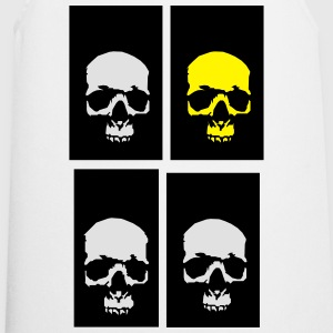 golden skull  Tee shirts - Tablier de cuisine
