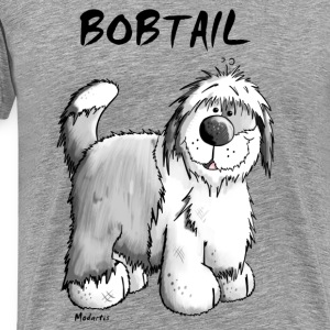 Bob the Bobtail Long sleeve shirts - Men's Premium T-Shirt