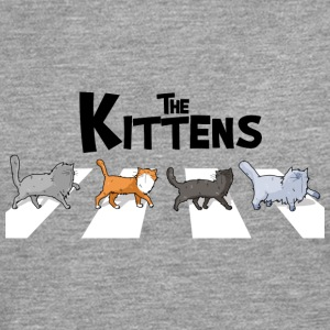 The Kittens - T-shirt manches longues Premium Homme