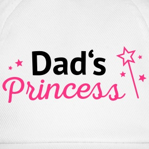 Dads Princess vaders princess Sweaters - Baseballcap