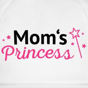 Moms Princess T-shirts - Basebollkeps