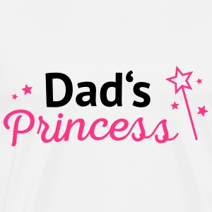 Dads Princess Shirts - Men's Premium T-Shirt
