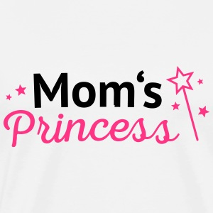 Moms Princess Shirts - Men's Premium T-Shirt
