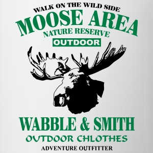 Moose Nature Reserve T-Shirts - Tasse