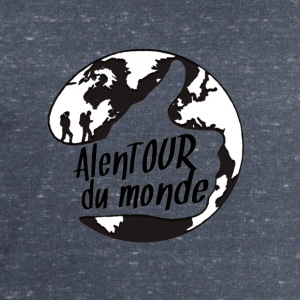Basic by Alentour du monde - Sweat-shirt Homme Stanley & Stella