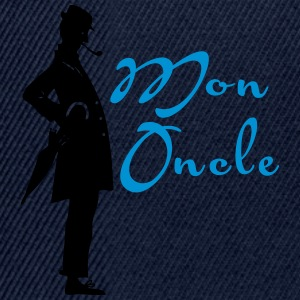 mon oncle Tee shirts - Casquette snapback