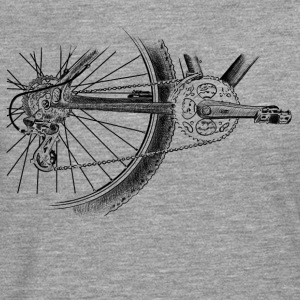 wheel T-Shirts - Men's Premium Longsleeve Shirt