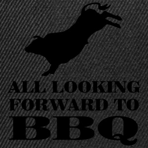 Barbecue - BBQ Pullover & Hoodies - Snapback Cap