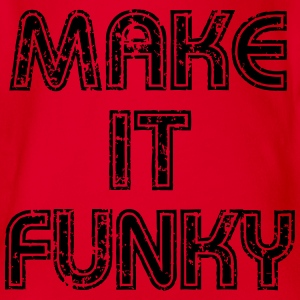 Make it Funky Tee shirts - Body bébé bio manches courtes