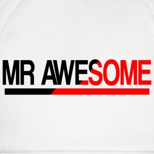 Mr Awesome  Aprons - Baseball Cap