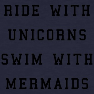 Ride With Unicorns Accessoires - T-shirt bio Homme