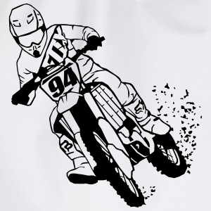 Moto Cross T-shirts - Gymtas
