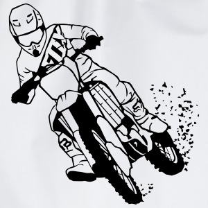 Moto Cross T-shirts - Sportstaske