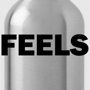 feels T-shirts - Vattenflaska