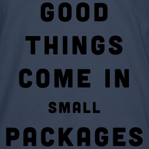 Good Things / Small Packages T-Shirts - Männer Premium Langarmshirt