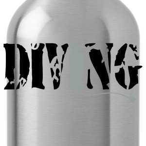 Diving - Trinkflasche