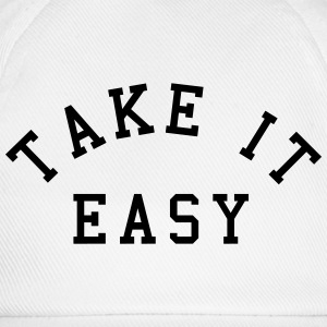 Take It Easy Bottoni & spille - Cappello con visiera