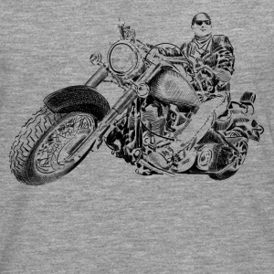 chopper Tops - Men's Premium Longsleeve Shirt