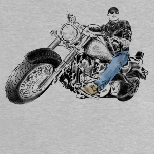 chopper T-shirts - Baby-T-shirt