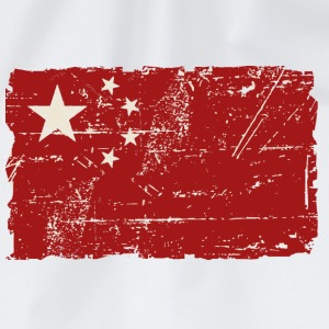 China Vintage Flag T-Shirts - Turnbeutel