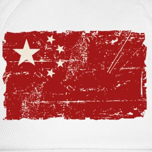 China Vintage Flag T-Shirts - Baseballkappe