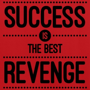 Success Is The Best Revenge  Torby i plecaki - Trykot piłkarski męski