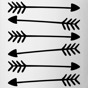 Hand Drawn Arrows 2 Akcesoria - Kubek