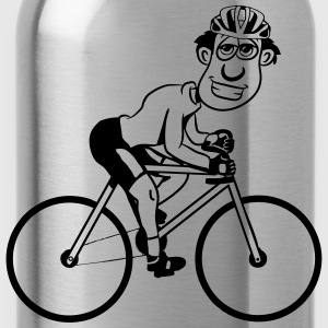 Bicycle funny bike T-Shirts - Water Bottle
