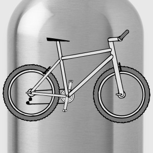 Bicycle mountain bike T-Shirts - Water Bottle