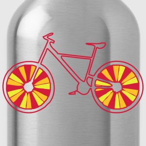 Bicycle art style T-Shirts - Water Bottle
