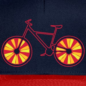 Style art de bicyclette Tee shirts - Casquette snapback