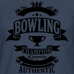 Bowling Tee shirts - T-shirt manches longues Premium Homme