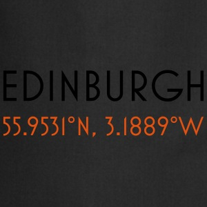 Edinburgh scotland coordinates - Cooking Apron