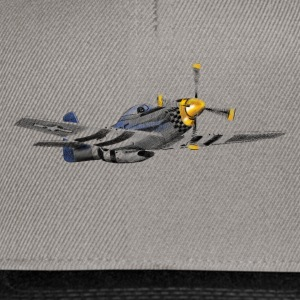P-51 Mustang Tee shirts - Casquette snapback
