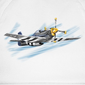 P-51 Mustang Tee shirts - Casquette classique