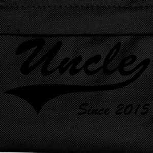 Uncle Since 2015 T-Shirts - Kids' Backpack
