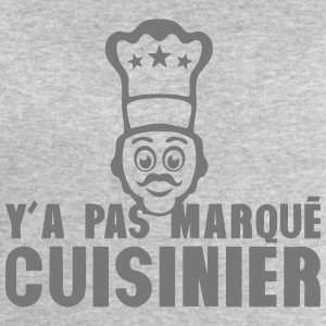 y a pas marque cuisinier toque chef Tee shirts - Sweat-shirt Homme Stanley & Stella