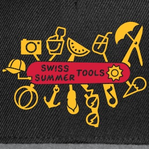 Swiss Summer Knife Sports wear - Snapback Cap